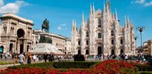 Kelionė Savaitgalis Milane