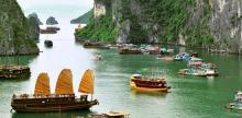 Kelionė Vietnamo mozaika su poilsiu