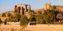 Kelionė Kruizas Nilu ir Abu Simbelio šventykla