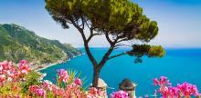 Kelionė Italija ir Kaprio sala