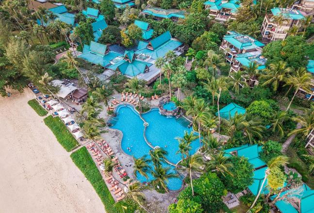 CENTARA GRAND BEACH RESORT AND VILLAS KRABI 5*