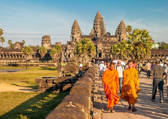 Bankokas, upė Kwai, žiupsnelis Kambodžos ir poilsis Patajoje bei Koh Chang saloje