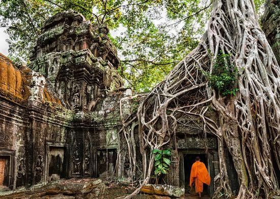 Spalvingasis Tailandas ir egzotiškoji Kambodža (su vadovu iš Lietuvos)