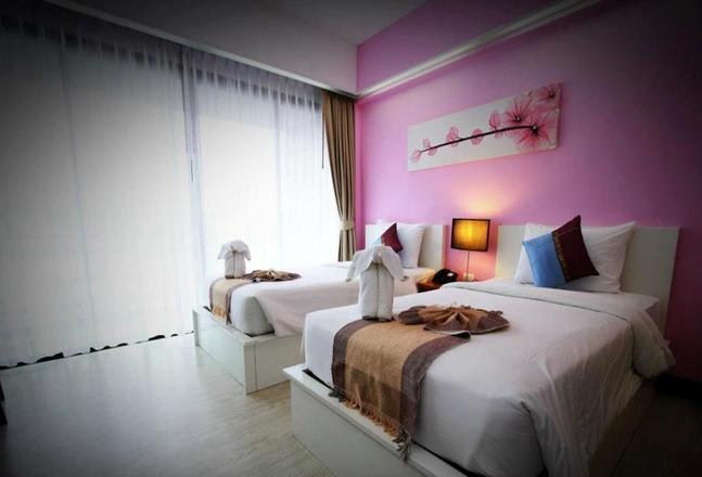 BEACH TERRACE HOTEL KRABI 3*