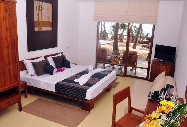 PANDANUS BEACH RESORT 4*