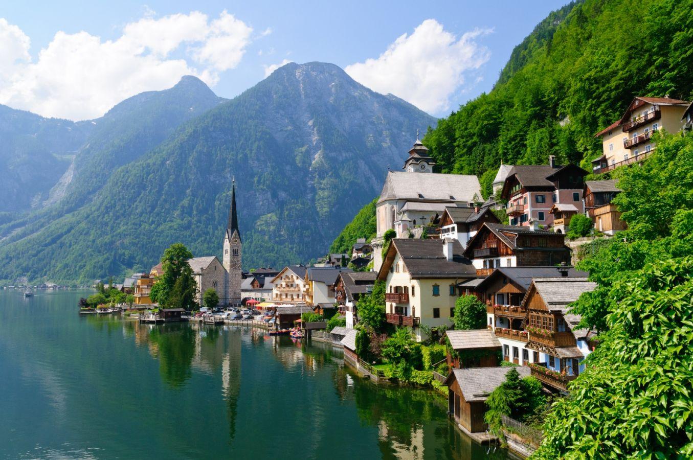 Austrijos Alpės 7 d.