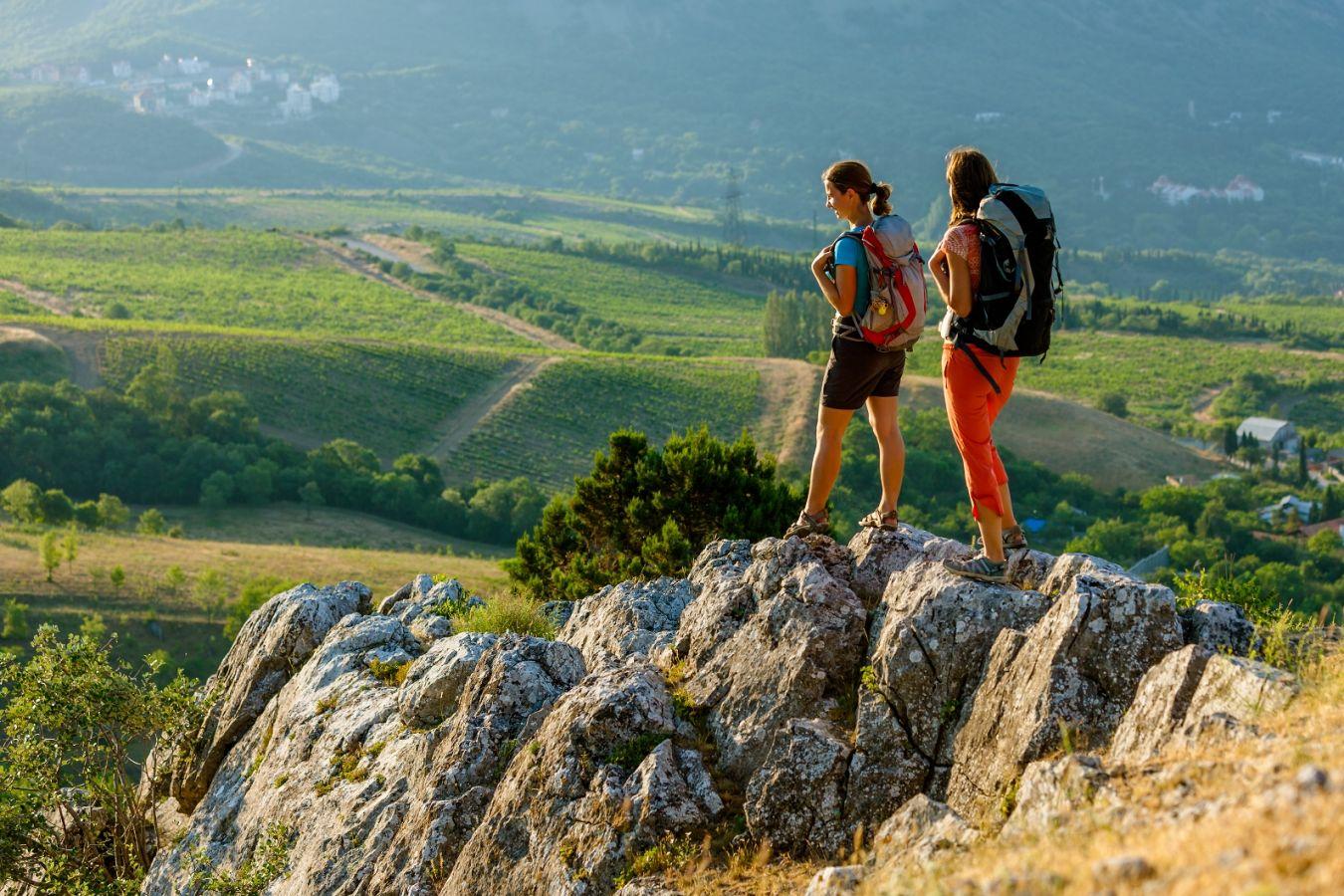 Slovakijos Tatrai ir aktyvus poilsis Pieninų nacionaliniame parke