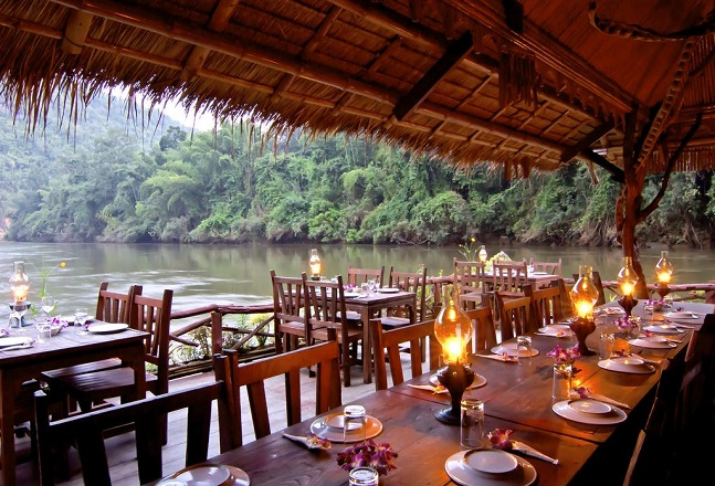 RIVER KWAI JUNGLE RAFTS 3*