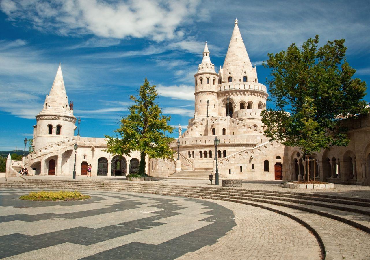 Budapeštas ir Dunojaus vingis