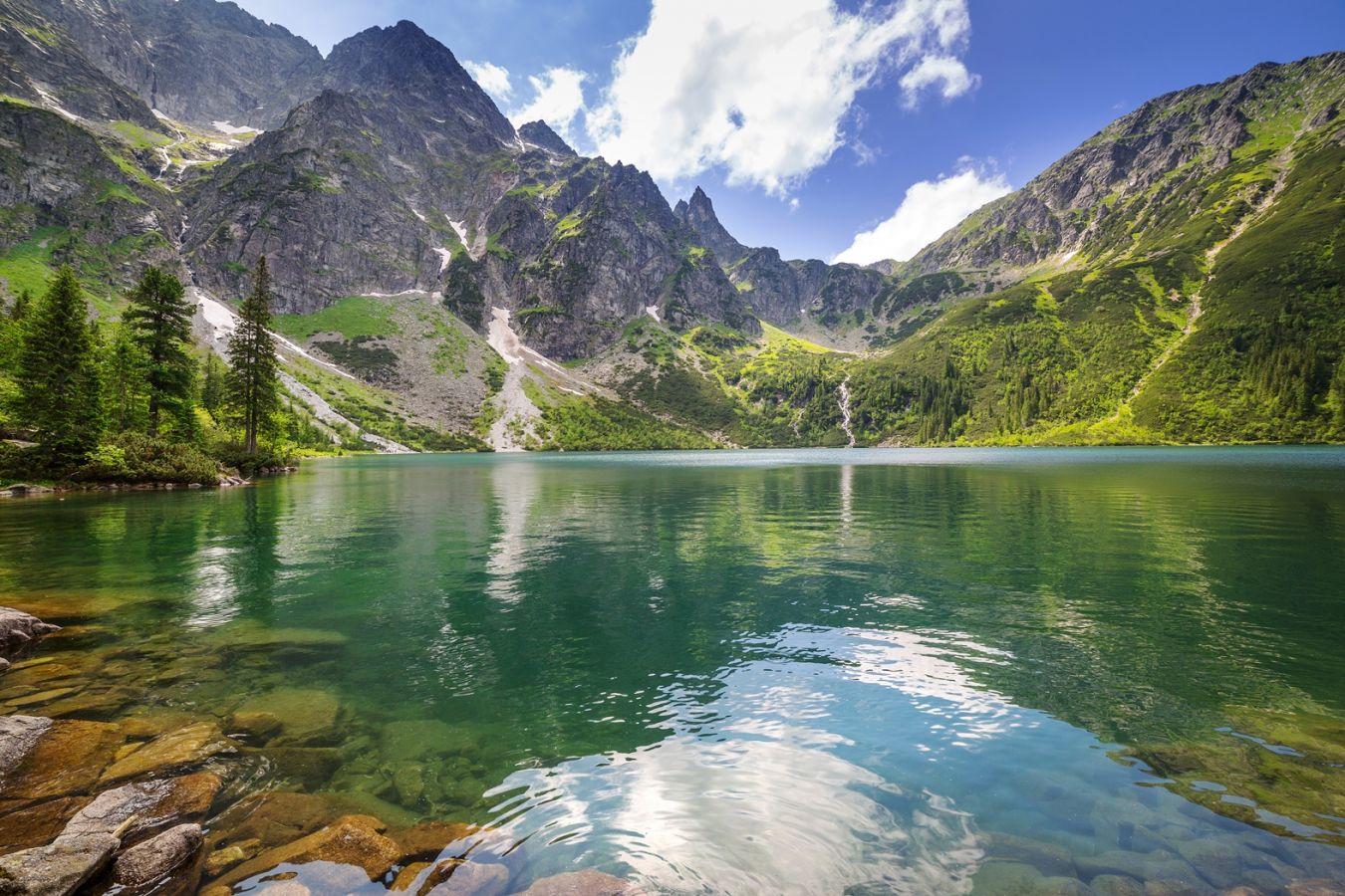 Aktyvus poilsis Lenkijos Tatruose