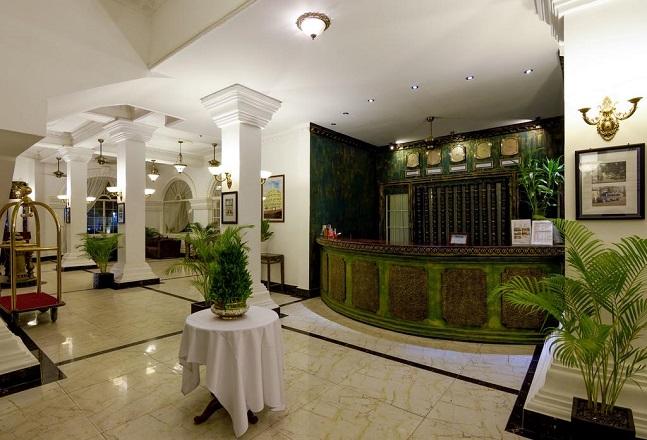 LE GRAND PALAIS HOTEL