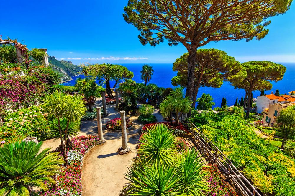 Pietų Italija ir Amalfis (poilsinė-pažintinė)