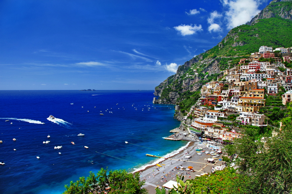 Toskana, Umbrija ir Amalfis