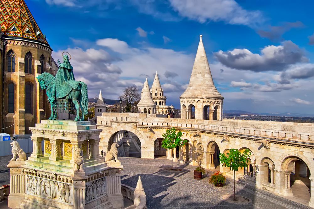 Budapeštas - Dunojaus vingis - Ėgeris