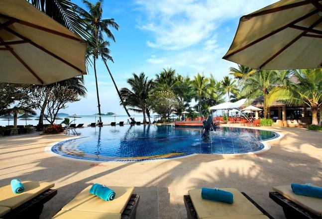 CENTARA KOH CHANG TROPICANA RESORT 4*
