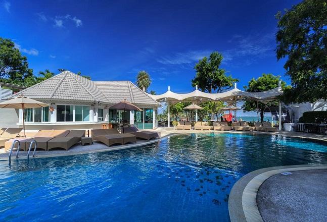 PATTAYA DISCOVERY BEACH HOTEL 4*