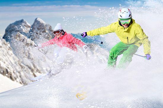 Slidinėjimas Austrijoje - Zilertalio slėnis 9d.