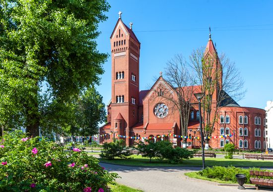 Baltarusija – senosios Lietuvos pilys