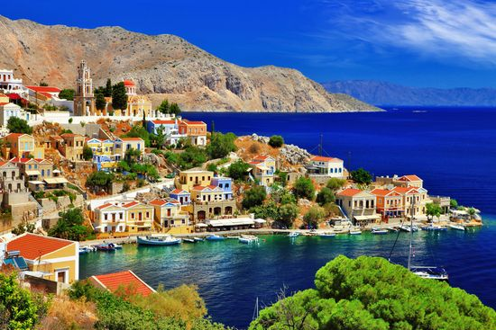 Graikija ir žavingosios salos...nuo gintarinės Baltijos iki Olimpinės Heladės (12d/11n)