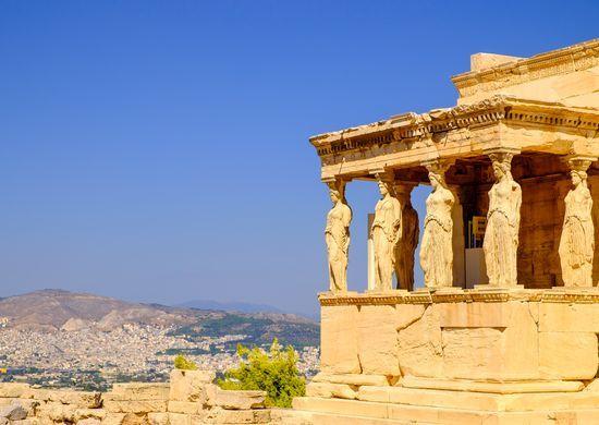 Klasikinė Graikija (iš Atėnų)