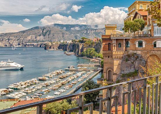 Italija ...dviejų jūrų apsuptyje (su vadovu iš Lietuvos)