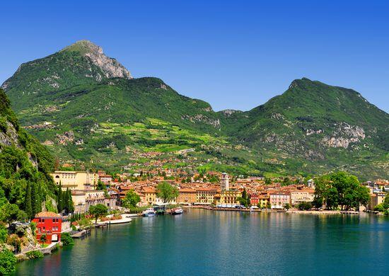 Poilsis prie Gardos ežero Italijoje