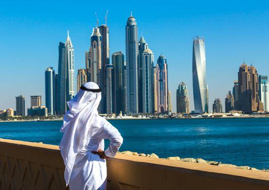 Jungtiniai Arabų Emyratai. Į svečius pas šeichus