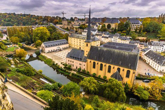 Liuksemburgas - Belgija - Olandija ...europietiška klasika (6d/5n)