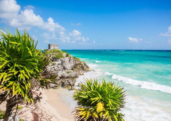 Meksika (Karibų pakrantė) - poilsinės kelionės iš Amsterdamo