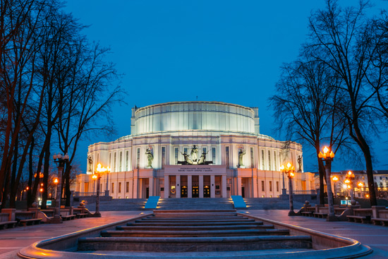 """Baltarusija: Naujieji metai Minske ir """"Gala koncertas"""" (2 dienos)"""