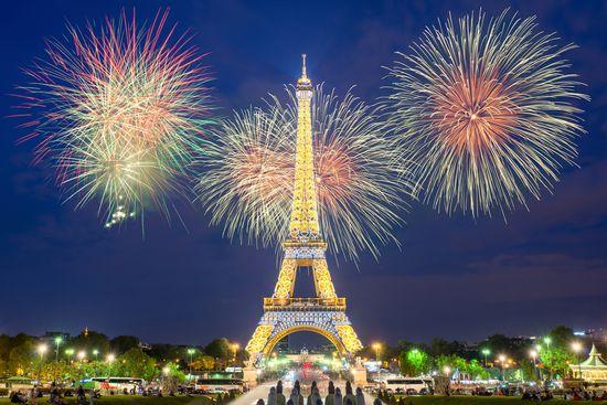 Naujieji metai Paryžiuje 7d.