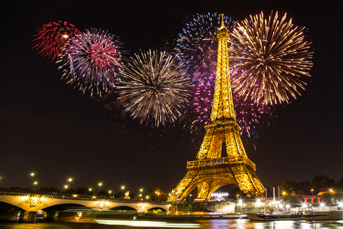 Naujieji metai Paryžiuje ir Disneilende!