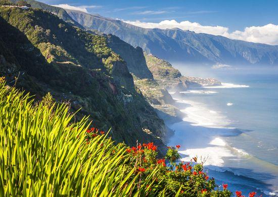 Lisabona ir poilsis Madeiroje