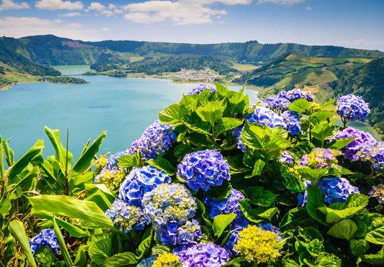 Lisabona ir poilsis Azorų salose