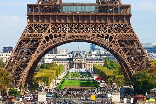 Paryžius - Amsterdamas - Liuksemburgas