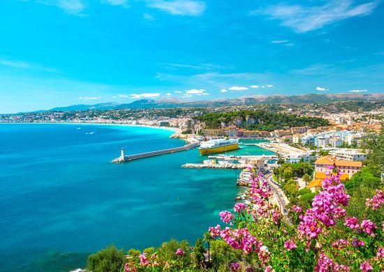 Prancūzijos Žydrasis Krantas: pažintis ir poilsis
