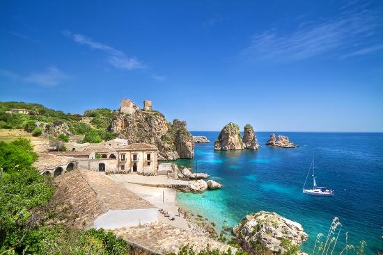 Sicilija ...saulės sala - Katanija (su vadovu iš Lietuvos)