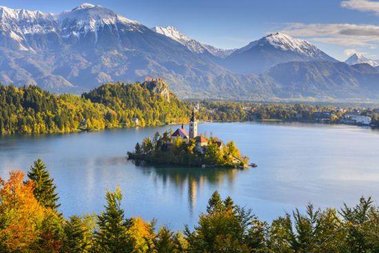 Dolomitinės Alpės su trumpu poilsiu prie Adrijos jūros..Italija - Slovėnija - Austrija (7d/6n)