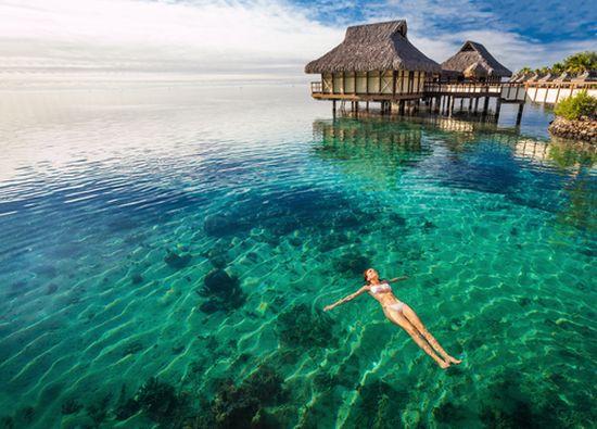 Prancūzų Polinezija: Taitis, Moorea ir Bora Bora