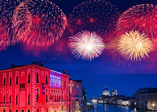 Naujieji metai Venecijoje 5d.