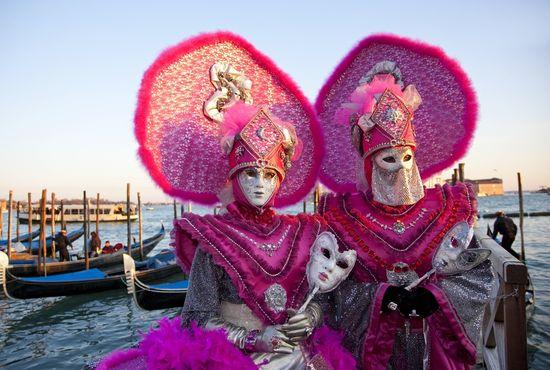 Venecijos karnavalas 6d.