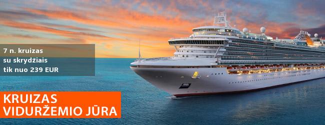 Antras keliauja 50% pigiau! Kruizas 2019 m. laivu MSC GRANDIOSA, aplankant Italiją, Maltą, Ispaniją su skrydžiais ir pervežimais – nuo 677 EUR! Kelionės data: 2020 m. sausio 18 d.