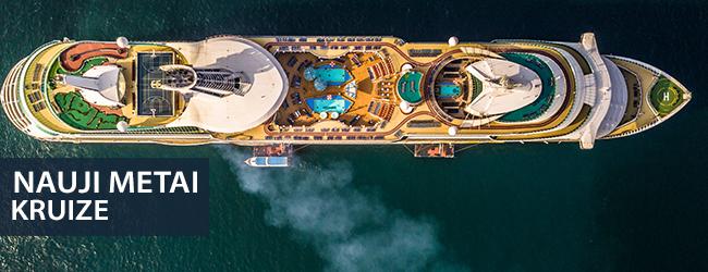 Naujieji metai Premium klasės Princess Crown kruize, aplankant Arubą, Kurasao, Dominiką ir kt. – nuo 1199 EUR! Išvykimas: 2019 m. gruodžio 27 d.