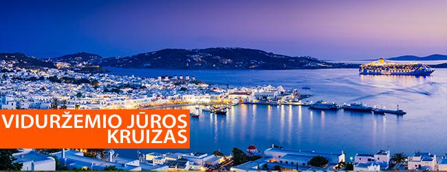 7 naktų kruizas Costa Fortuna laivu Viduržemio jūroje 2021 metais už SUPER kainą - nuo  EUR! Išvykimas: 2021 m. vasario 2 d.