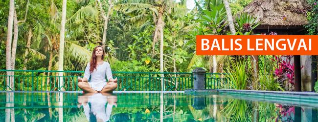 Balis lengvai: egzotinė-poilsinė kelionė norintiems aplankyti tolimąją salą ir patirti išskirtinį poilsį. 12 dienų kelionė tik 970 EUR. Rugsėjo-kovo datos