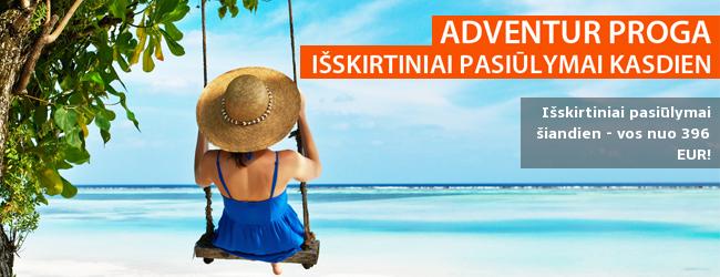"""Išskirtiniai pasiūlymai galiojantys """"ADVENTUR"""" parodos metu! Išsirink kelionę ypatingomis sąlygomis! Šiandien siūlome dar daugiau kelionių į TURKIJĄ!"""