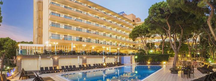 Atostogaukite viename populiariausių ISPANIJOJE Salou kurorte! Savaitė gražiame 4* viešbutyje šalia paplūdimio.