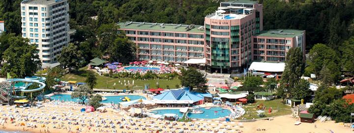 Atostogos žalumos apsuptyje prie jūros, BULGARIJOJE! Savaitės poilsis 4* viešbutyje.