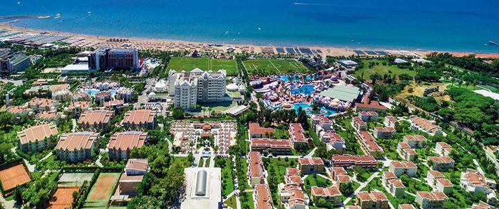Saulė, jūra ir pramogos - viskas ko reikia puikioms atostogoms! Net 8 naktys Sidės kurorte TURKIJOJE, žalumoje paskendusiame 5* viešbutyje KAMELYA K CLUB.