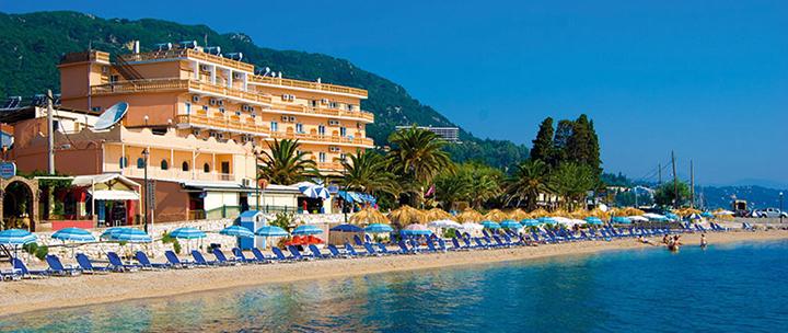 Praleiskite romantiškas atostogas kontrastingoje KORFU saloje! Savaitės poilsis elegantiškame 3* viešbutyje POTAMAKI BEACH.